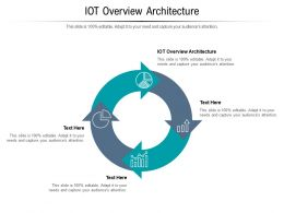 IOT Overview Architecture Ppt Powerpoint Presentation Background Image Cpb