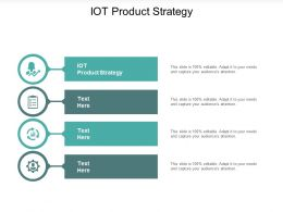 IOT Product Strategy Ppt Powerpoint Presentation Layouts Format Ideas Cpb
