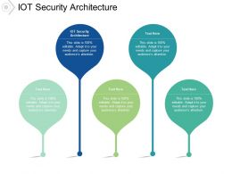 IOT Security Architecture Ppt Powerpoint Presentation Professional Aids Cpb