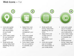 Ip Address Name Server Record Copyright Ppt Icons Graphics