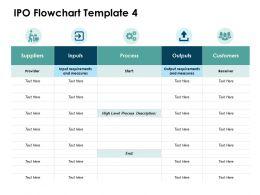 IPO Flowchart Suppliers Ppt Powerpoint Presentation Portfolio Designs Download