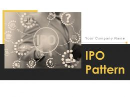 IPO Pattern Powerpoint Presentation Slides