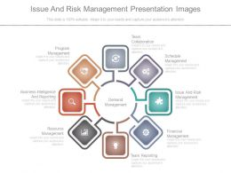 Issue And Risk Management Presentation Images