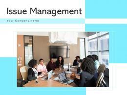 Issue Management Organizational Flowchart Dependencies Development Environment