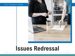 Issues Redressal Flowchart Mechanism Hierarchy Product Response Employee