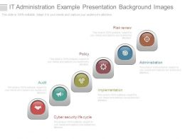 It Administration Example Presentation Background Images
