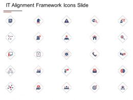 It Alignment Framework Icons Slide Finance Growth Ppt Powerpoint Presentation Show Inspiration