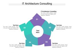 IT Architecture Consulting Ppt Powerpoint Presentation Inspiration Clipart Images Cpb