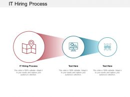 IT Hiring Process Ppt Powerpoint Presentation Summary Deck Cpb
