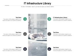 IT Infrastructure Library Ppt Powerpoint Presentation Inspiration Images Cpb