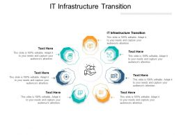 IT Infrastructure Transition Ppt Powerpoint Presentation Show Structure Cpb