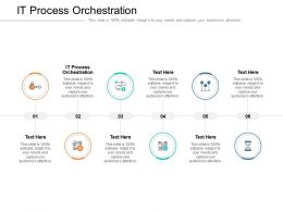 IT Process Orchestration Ppt Powerpoint Presentation Professional Show Cpb
