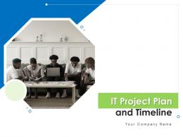 IT Project Plan And Timeline Marketing Activities Leads Generation Growth