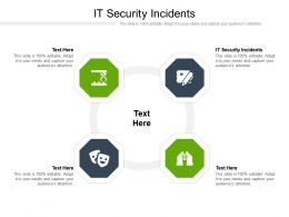 IT Security Incidents Ppt Powerpoint Presentation Styles Gridlines Cpb