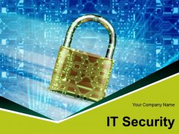 It Security Powerpoint Presentation Slides