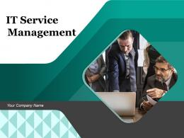 It Service Management Powerpoint Presentation Slides