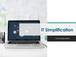 It Simplification Powerpoint Presentation Slides