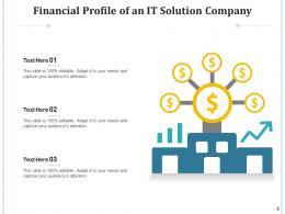 IT Solution Company Profile Revenue Financial Solution Business Presentation