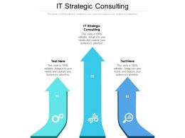IT Strategic Consulting Ppt Powerpoint Presentation Icon Graphics Download Cpb
