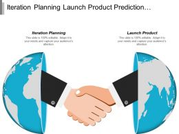 Iteration Planning Launch Product Prediction Markets Team Pentagon Cpb