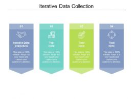 Iterative Data Collection Ppt Powerpoint Presentation Shapes Cpb