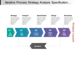 Iterative Process Strategy Analysis Specification Design And Evaluation