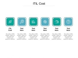 ITIL Cost Ppt Powerpoint Presentation Slides Files Cpb