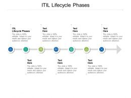 ITIL Lifecycle Phases Ppt Powerpoint Presentation Layouts Aids Cpb