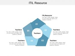 ITIL Resource Ppt Powerpoint Presentation Styles Layouts Cpb