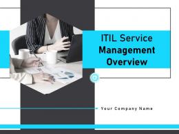 ITIL Service Management Overview Powerpoint Presentation Slides