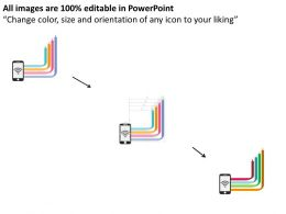 54889723 Style Technology 1 Mobile 4 Piece Powerpoint Presentation Diagram Infographic Slide