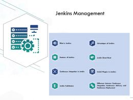 Jenkins Management Plugins Ppt Powerpoint Presentation Layouts Mockup