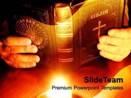 Jesus Christ Images Powerpoint Templates God Talks To Me Church Graphic Ppt Slides