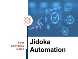 Jidoka Automation Powerpoint Presentation Slides