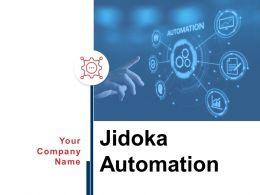 Jidoka Automation Powerpoint Presentation Slides