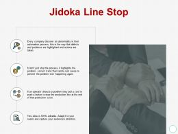 Jidoka Line Stop Communication A429 Ppt Powerpoint Presentation Icon Graphics Design