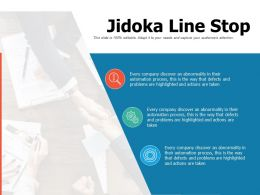 Jidoka Line Stop Ppt Professional Guidelines