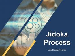 Jidoka Process Powerpoint Presentation Slides
