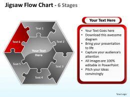 jigsaw_flowchart_6_diagram_stages_10_Slide07