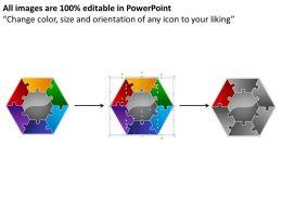 jigsaw_flowchart_6_diagram_stages_10_Slide08