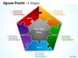 Jigsaw Puzzle diagram 7