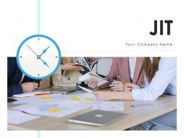 JIT Organization Manufacturing Optimization Management Commitment