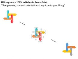 jn_four_staged_arrow_diagram_and_icons_flat_powerpoint_design_Slide02