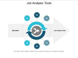 Job Analysis Tools Ppt Powerpoint Presentation Summary Graphic Images Cpb