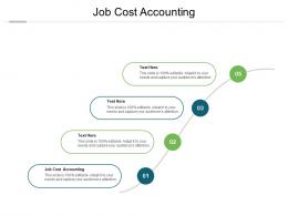 Job Cost Accounting Ppt Powerpoint Presentation Ideas Background Cpb