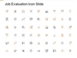 Job Evaluation Icon Slide Growth L331 Ppt Powerpoint Presentation