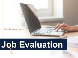 Job Evaluation Powerpoint Presentation Slides