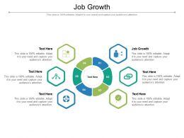 Job Growth Ppt Powerpoint Presentation File Skills Cpb