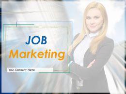 Job Marketing Powerpoint Presentation Slides