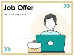 Job Offer Employment Opportunity Individual Evaluating Representing